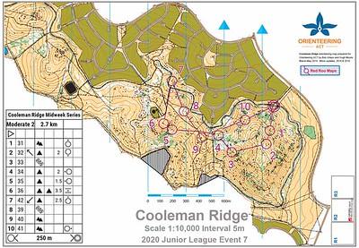 2 June 2021 Cooleman Ridge