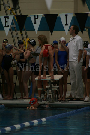 Taylor Dorsey Swimming