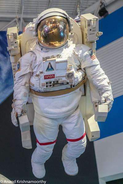 NASA, Houston