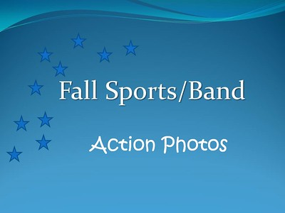 Fall Sports Action