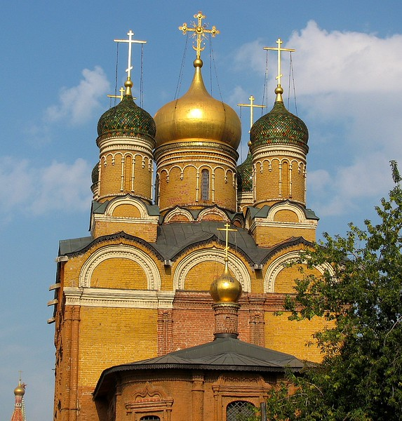 A church on Varvarka Street