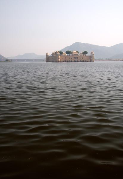 Floating Palace, Jaipur, India