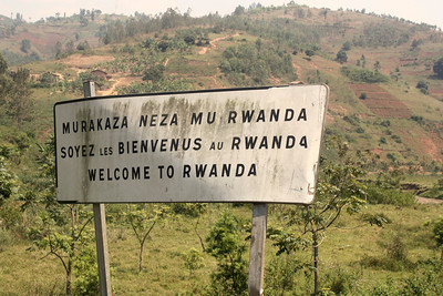 2012 Sierra Brown Mission Trip to Rwanda