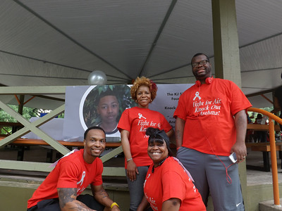 2014  KJ Simmons Walk - Memphis