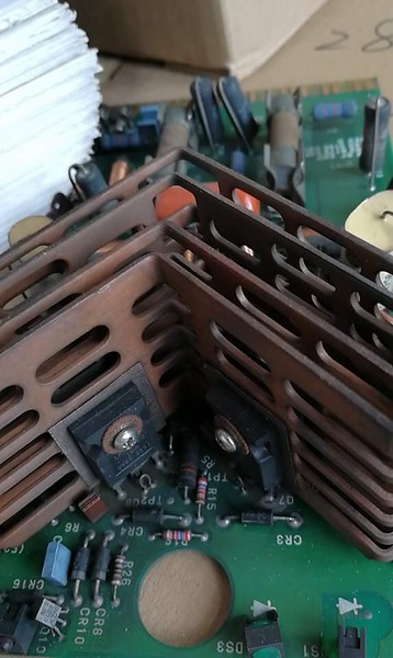 Gates Air DX-100 Power Amplifier