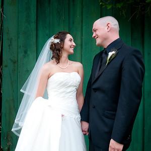Justin & Kerri's Wedding