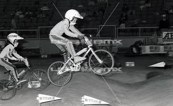 Silver Dollar Nationals 1985, Reno, NA