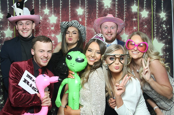 Photo Booth hire - M&S Glasgow Fort