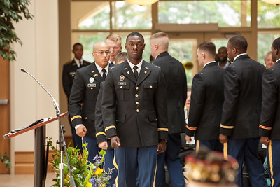 May 2017 - ROTC Ceremony