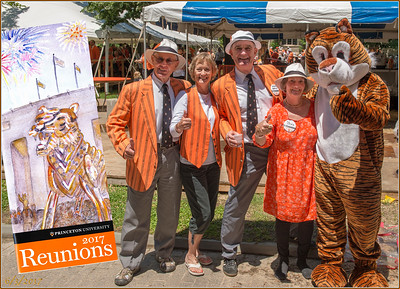 Princeton Reunions 2017