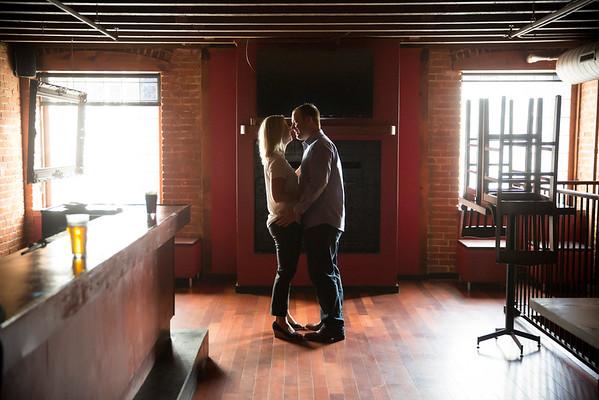 Sara and Matt's Engagements