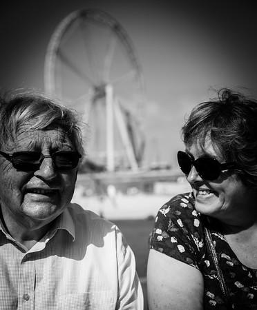 Mum & Dad in Dubai - November 2017