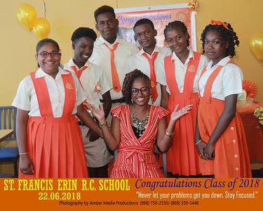 St Francis Erin Primary Grad