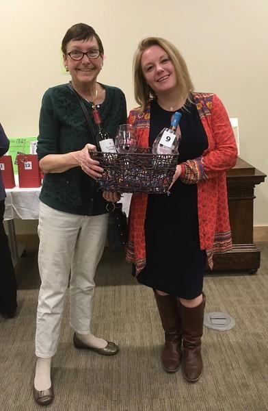 Kathy McKean won this one!