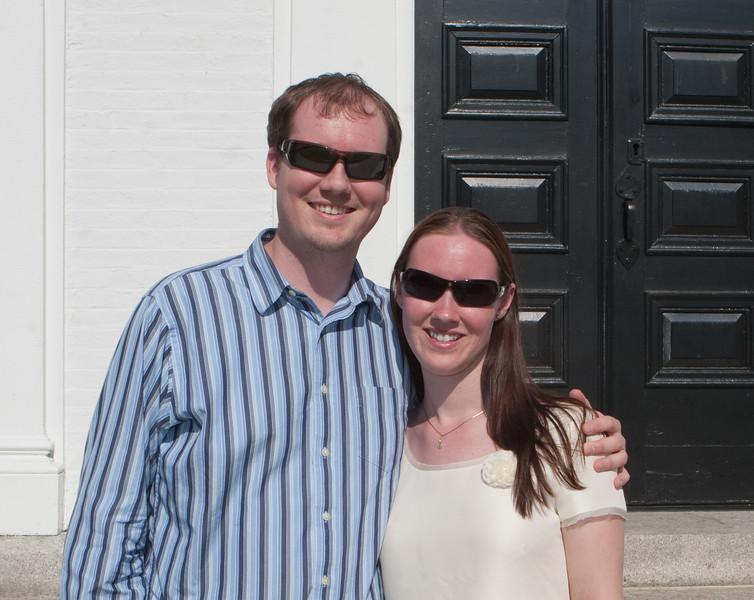 Day 4 - Cory and Jillian