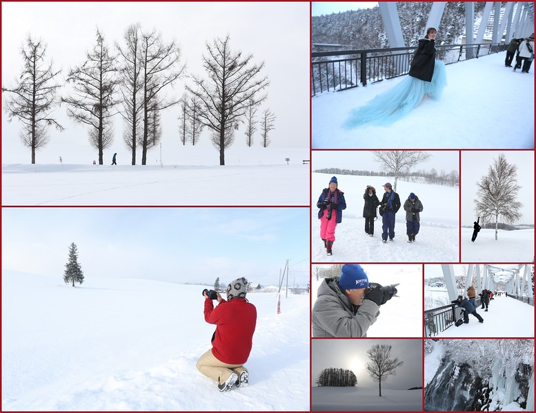 Day 10, Jan 14th Tues. + Asahikawa - Biel - Asahikawa