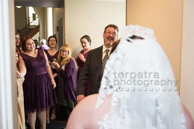 Kelsey & Matt's Springtime Wedding