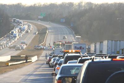 I-71 Accident 20080121