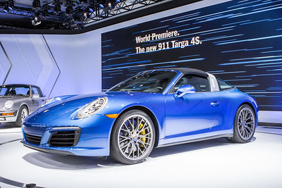 Los Angeles Auto Show 2015 Preview Photos