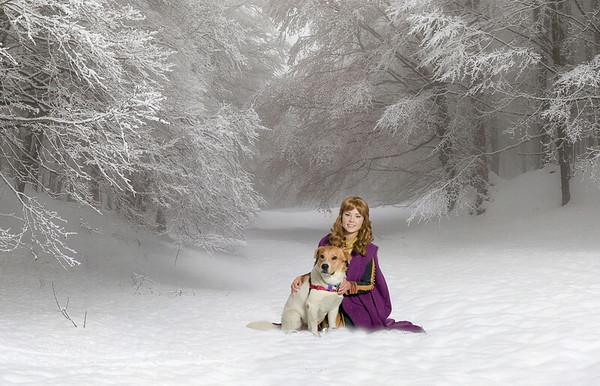 Princesses & Puppies