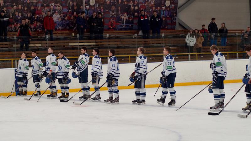 Динамо-1998 (Москва) - Сибирь-1998 (Новосибирск) 8:2. 23 марта 2014