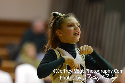12-14-2012 Damascus HS Cheerleading and Poms, Photos by Jeffrey Vogt Photography