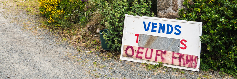 Near Lézardrieux
