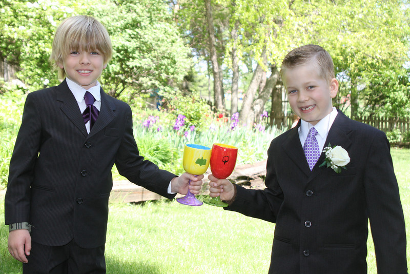 2010-April Grant First Communion
