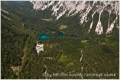 Der Grüne See aus der Luft 2012