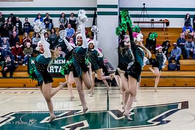 HS Sports - JMM Poms [d] Dec 17, 2017