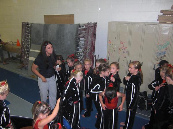 Gymnastics 2008
