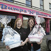 Nicola Quinn and paula Craven from Bumps and Babies Newry. 06W16N3