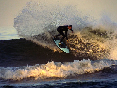 4/24/20 * DAILY SURFING PHOTOS * H.B. PIER