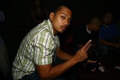 LUX at Aura - 2008.10.24
