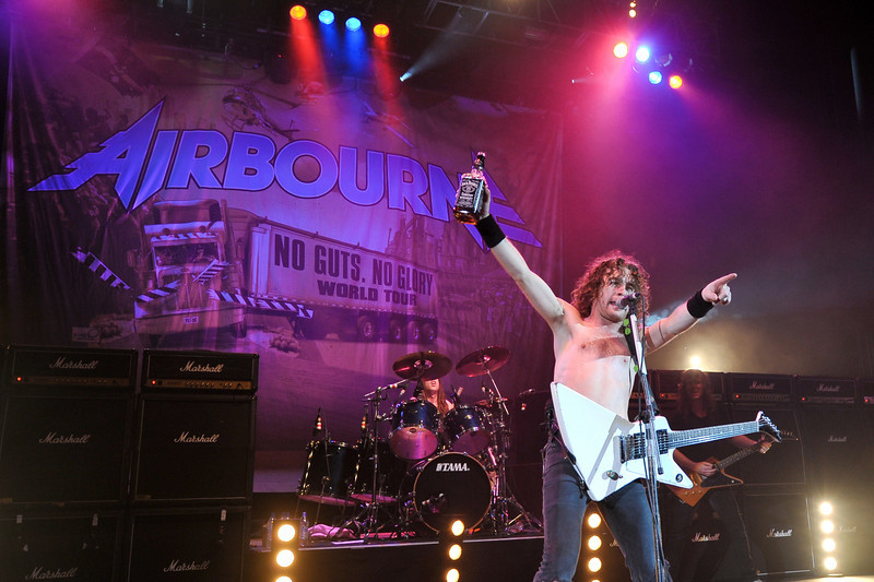 Airbourne @ Hammersmith Apollo