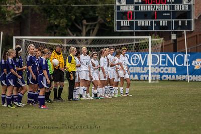 2012 PHS Girls Soccer vs Seymour