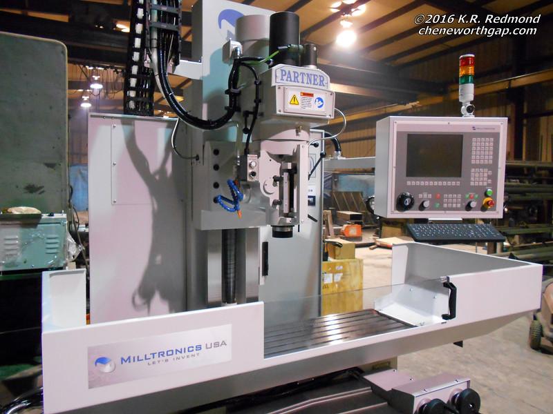 Milltronics Milling Machine