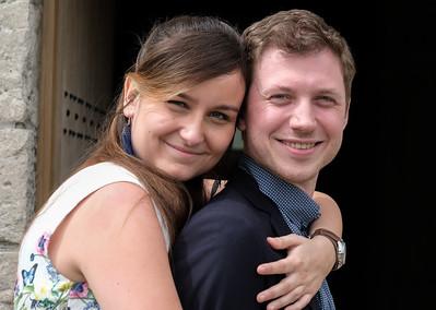 Jolien en Gertjan