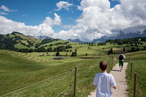 Alpe Di Siusi & Bolzano