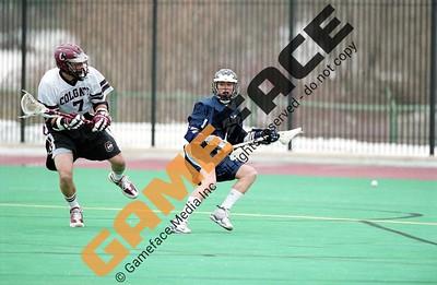 2002-2003 Men's Lacrosse