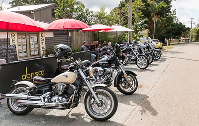 Mount Glorious Ride Photos