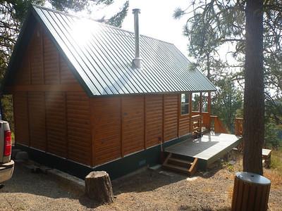 Abson Washington Cabin