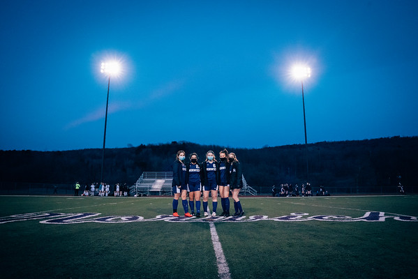 NHS Girls Soccer_Senior Night 2021