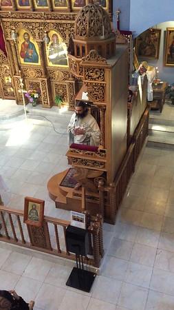 Saint Efimia & Saint Olga, Sermon by Father Maximus