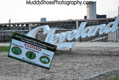 Cleveland under Quarantine 2020
