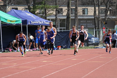 Ken Bell Invite Boys 400 Relay