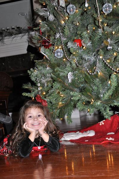 Rilye's Christmas Program