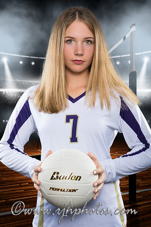 Eustace Lady Bulldogs Volleyball