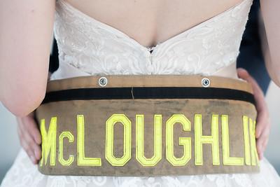 CulpMcLoughlin Wedding