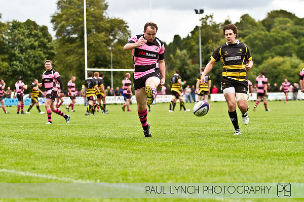 Ayr v Melrose Scottish Premiership Rugby 280/08/10